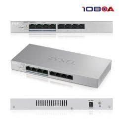 Switch Zyxel 8-Port PoE GS1200-8HP-v2